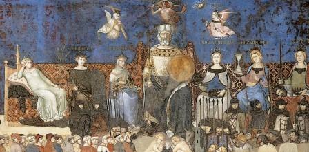 Buongoverno di Ambrogio Lorenzetti