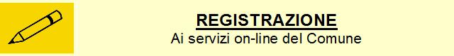 Registrazione ai servizi onlline del Comune di Siena